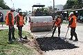 Exército faz operação tapa-buracos nas ruas de Tabatinga (24402423458).jpg