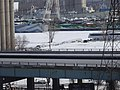 Excursion vessels moored in Toronto's frozen Keating Channel, 2015 02 16 (7).JPG - panoramio.jpg
