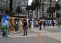 Exposición United Buddy Bears visita Uruguay en promoción a la tolerancia entre los pueblos - panoramio (1).jpg