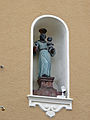 Füssen - Reichenstr Nr 17 Hausfigur.JPG