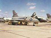 F-106A 49FIS BuckleyAFB 1970
