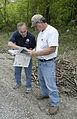 FEMA - 30334 - FEMA PDA team member working with a County Commissioner in Missouri.jpg