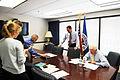 FEMA - 35756 - FEMA Administrator David Paulison at FEMA headquarters.jpg