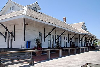 Pascagoula, Mississippi - Pascagoula Art Depot, a gallery for local artists