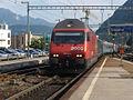FFS Re 460025-0 Lugano 300507 EC176 CINQUE TERRE Livorno-Zuerich.jpg