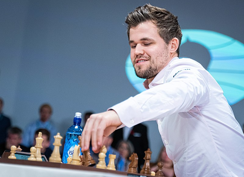 File:FIDE World FR Chess Championship 2019 - Magnus Carlsen.jpg