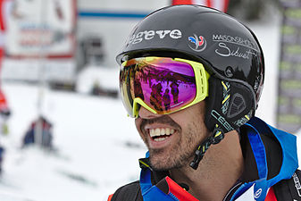 FIS Moguls World Cup 2015 Finals - Megève - 20150315 - Anthony Benna.jpg