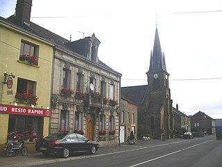 Rouvroy-sur-Audry Commune in Grand Est, France
