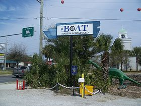 Image illustrative de l'article Fort Walton Beach