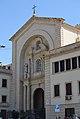 Façana de l'església de la Mare de Déu de Gràcia, Alacant.JPG