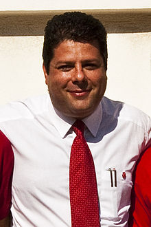Fabian Picardo on National Day 2011.jpg