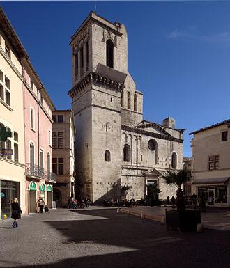 Roman Catholic Diocese of Nîmes - Nîmes Cathedral
