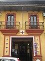 Fachada en San Cristobal de las Casa, Chiapas. - panoramio.jpg