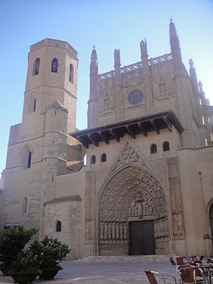 Roman Catholic Diocese of Huesca - Huesca Cathedral