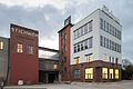 Factory building Stichweh cleaning company rear view Faerberstrasse Limmer Hannover Germany.jpg
