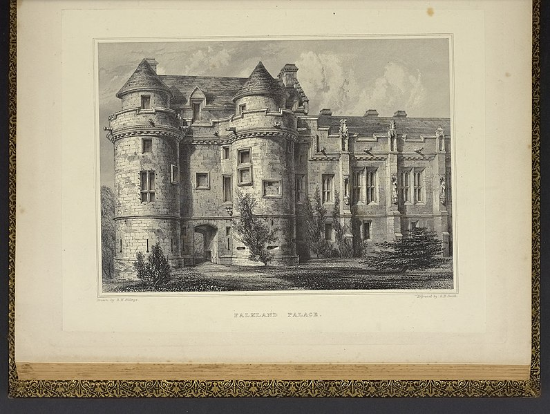 File:Falkland Palace (1852) (14802129833).jpg