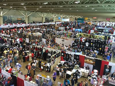 Pop culture celebrated at Fan Expo Canada 2016 in Toronto - Wikinews