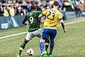Fanendo Adi Bobby Burling Portland Timbers vs Colorado Rapids 2016-10-16 (30291465071).jpg