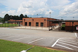 Fannin County High School, Blue Ridge, Georgia.JPG