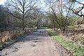 Farm track from Three Chimneys - geograph.org.uk - 1766796.jpg