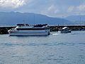 Fast ferry Mar de Ons - Cangas do Morrazo, Pontevedra, Galicia, Spain - 28 April 2012.jpg