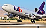 "FedEx - Federal Express Boeing MD-10-10F N368FE (cn 46606-17) ""Cindy"" (6196926386).jpg"