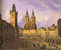 Ferdinand Lepie Auf dem Altstädter Ring.jpg