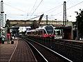 Ferihegy vasútállomás Stadler Flirt 2010-05-22.JPG