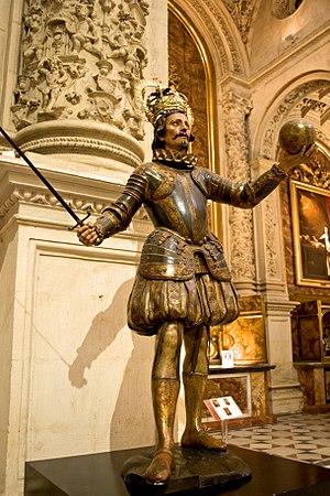 Pedro Roldán - Image: Fernando III