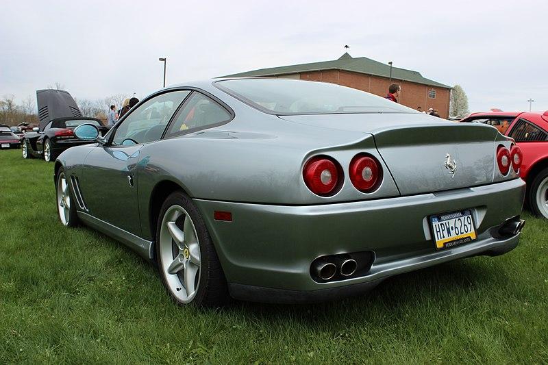 File:Ferrari 550 Maranello (17080113678).jpg