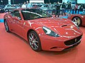 Ferrari California no Salón do Automóbil de Vigo 2011.jpg