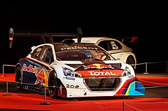 Festival automobile international 2014 - Peugeot 208 T16 Pikes Peak - 017.jpg