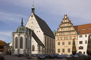 Freiberg Cathedral cathedral