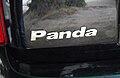 Fiat Panda badge.JPG