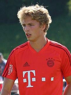 Fiete Arp German footballer