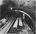 Fig 08 - Completed Arch and I-Beam Centers; View Along Top of Core, Tunnel No. 4.jpg