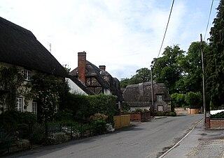 Figheldean Human settlement in England