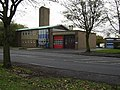 Fire Station at Ashington - geograph.org.uk - 277358.jpg