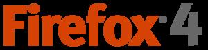 Firefox 4 - Image: Firefox 4 logo