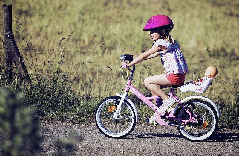 Bicicletta - foto di Dennis Bratland