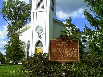 Milford, Ohio - Milford First United Methodist Church