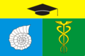 Flag of Akademichesky (municipality in Moscow).png