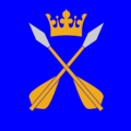 Flag of Dalecarlia lan.png
