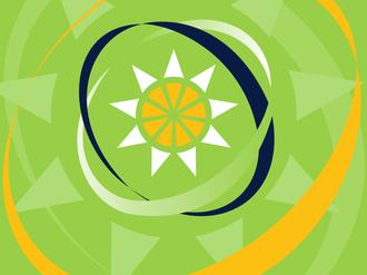 Davis Cup - Image: Flag of Eastern Caribean