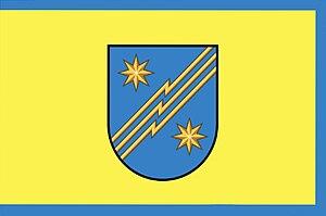 Elektrėnai - Image: Flag of Elektrėnai