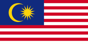 Audition Online - Image: Flag of Malaysia