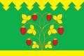 Flag of Zemlyanichnenskoe (Ulianovsk oblast).png