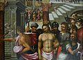 Flagel·lació (detall), Hernando Llanos, Museu de Belles Arts de València.JPG