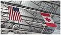 Flags in the Rafters - Ottawa vs. Buffalo, Dec. 29 (16164692312).jpg