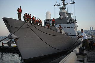 INS <i>Hanit</i> ship